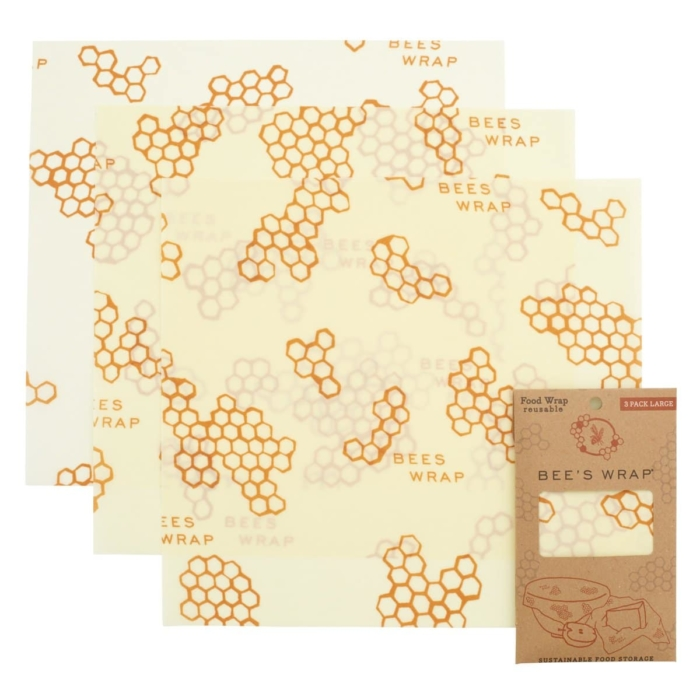 Bees Wrap 3 pack large packaging