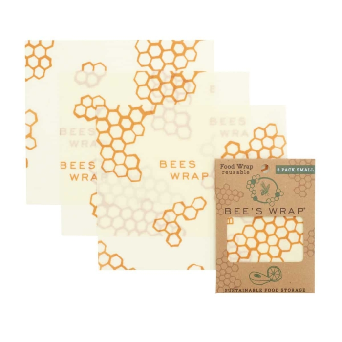 Bees Wrap Small 3 pack packaging