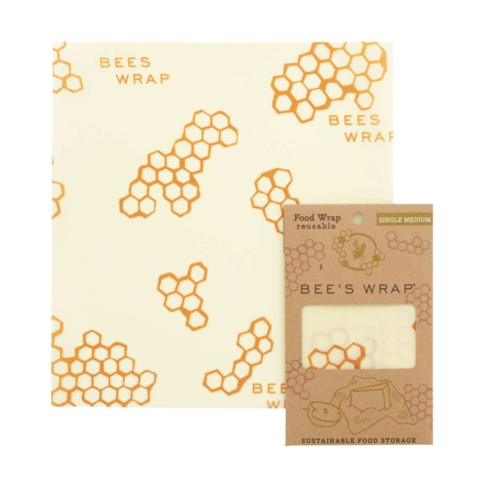 Bee's Wrap Single Medium Packaging