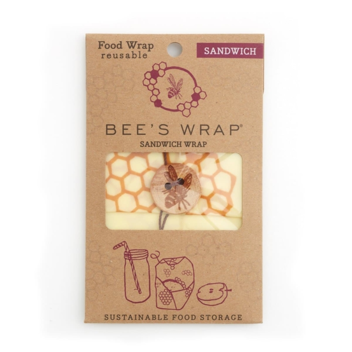 Bees Wrap Sandwhich
