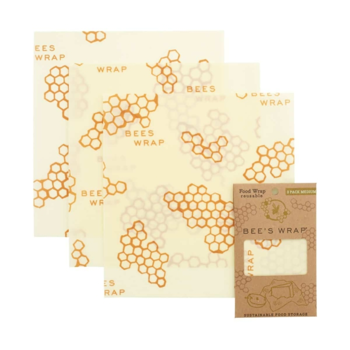 Bees Wrap 3pack Medium
