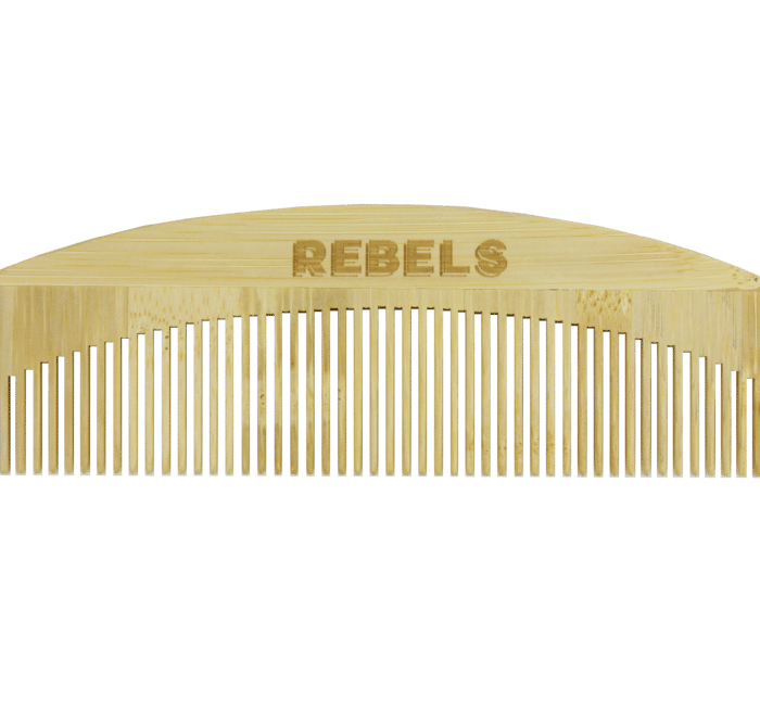 Large Bamboo Comb