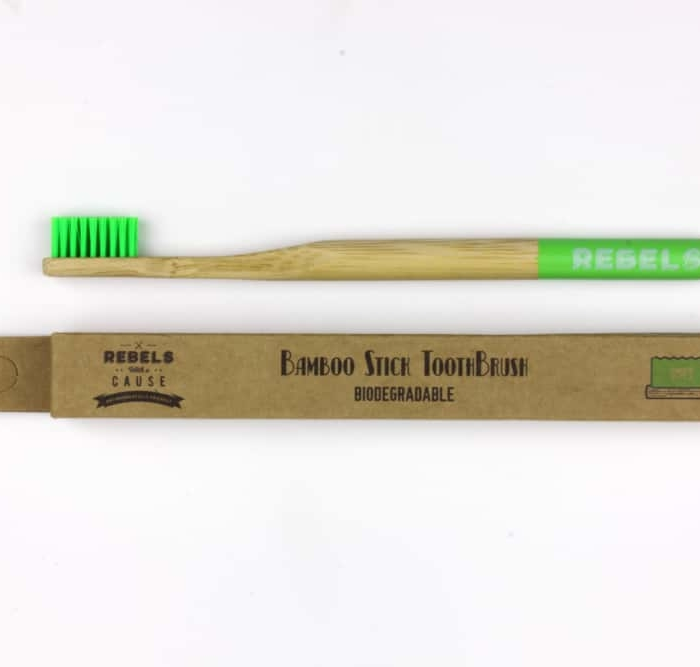 Bamboo Toothbrush Soft