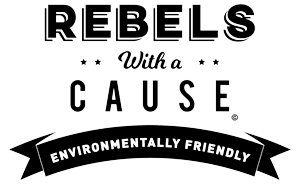 Rebels with a cause logo